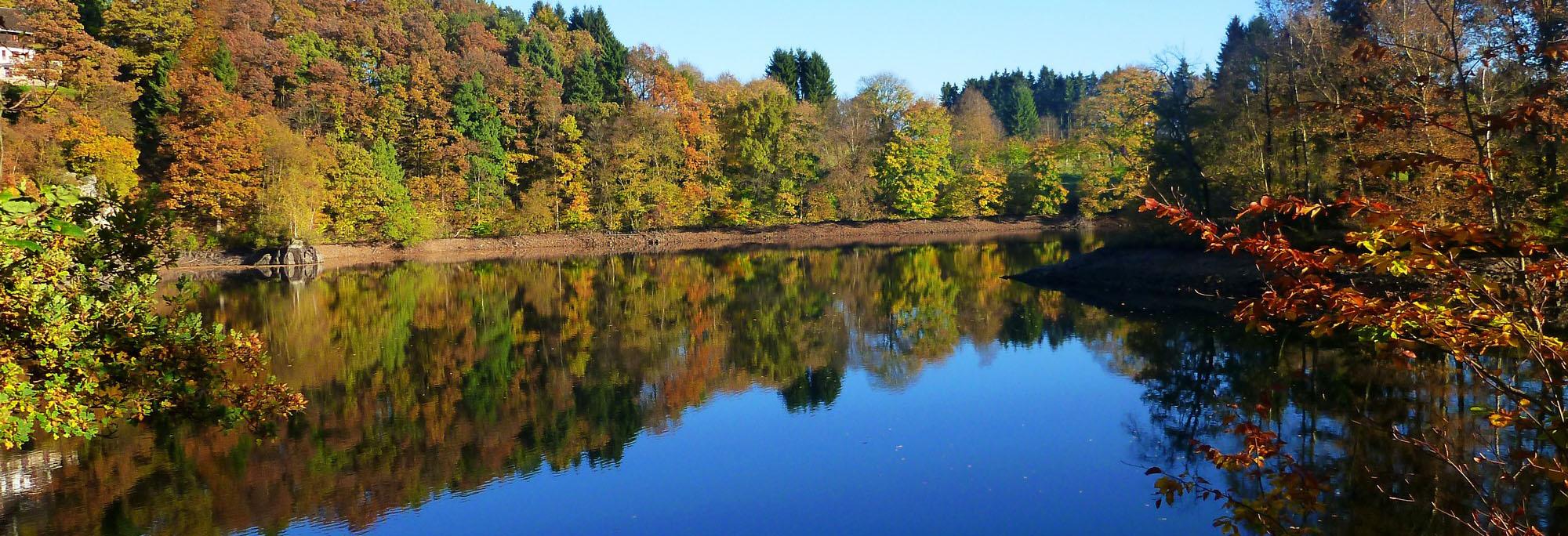 Lac de Robertville